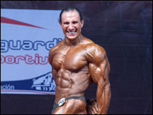 Dieta precompetencia Federico Boyselle