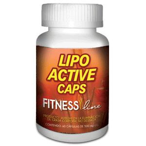 LIPO ACTIVE CAPS